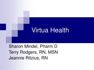 Virtua Health
