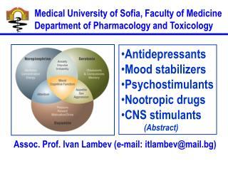 Assoc. Prof. Ivan Lambev (e-mail: itlambev@mail.bg)
