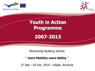 """Partnership Building Activity     """"  more Mobility more Ability  """""""