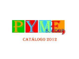 Cat�logo 2012