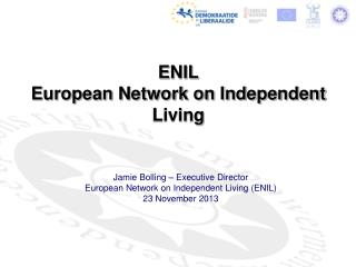 ENIL European Network on Independent Living
