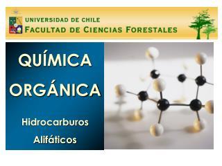 QUÍMICA ORGÁNICA Hidrocarburos Alifáticos