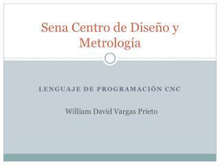 Sena Centro de Diseño y Metrología