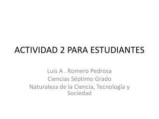 ACTIVIDAD 2 PARA ESTUDIANTES