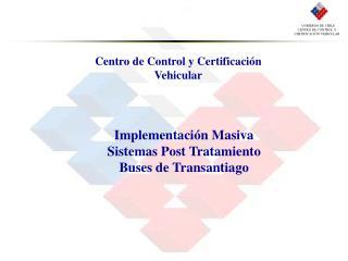 Centro de Control y Certificación Vehicular