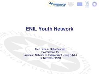 ENIL Youth Network