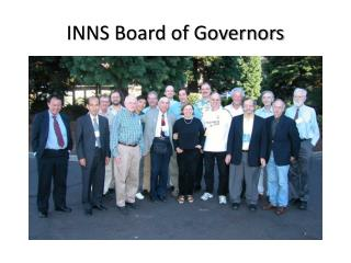 INNS Board of Governors