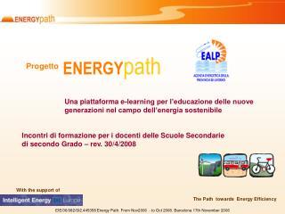ENERGY path