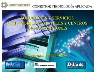 CONECTOR TECNOLOGÍA APLICADA