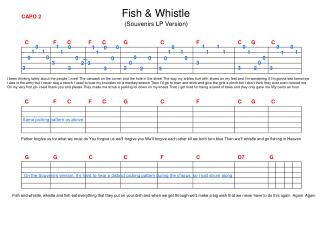 Fish  Whistle