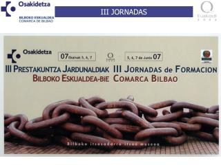 III JORNADAS DE BIE