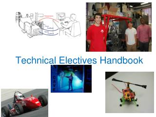 Technical Electives Handbook