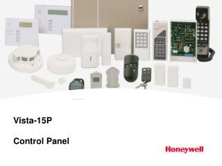 Vista-15P Control Panel