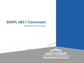 SGPPL eB2.1 Conversion