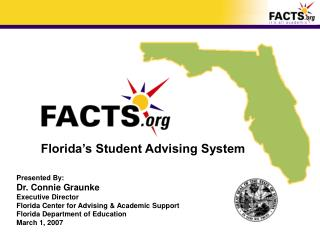 Florida's Student Advising System