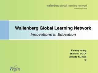 Wallenberg Global Learning Network
