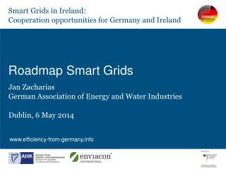 Roadmap Smart Grids