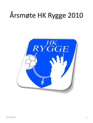 rsm te HK Rygge 2010