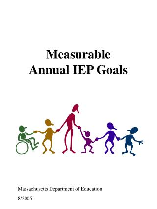 Measurable  Annual IEP Goals