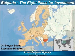 InvestBulgaria Agency investbgernment.bg