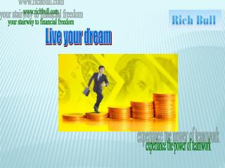 richbull your stairway to financial freedom