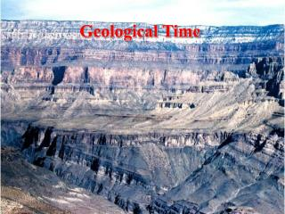Geological Time