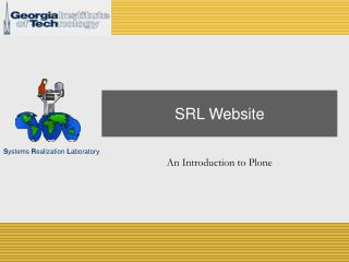 SRL Website