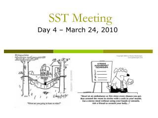 SST Meeting