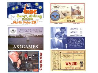 The courtesy of the QSO is a QSL