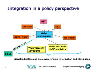 Integration in a policy perspective