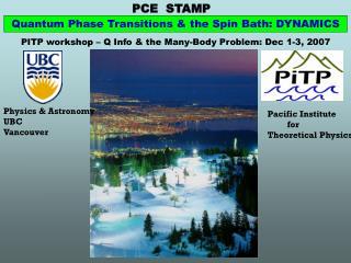 PCE  STAMP