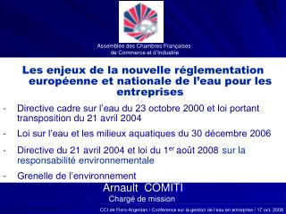 Arnault  COMITI