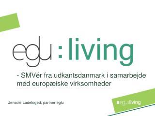 SMV�r  fra  udkantsdanmark  i samarbejde med europ�iske virksomheder