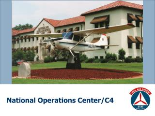 National Operations Center/C4