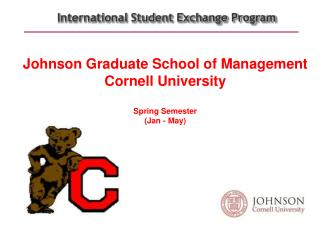 International Student Exchange Program