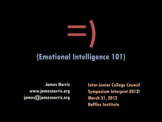 James Norris jamesnorris james@jamesnorris