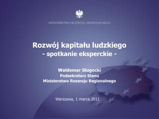 Warszawa, 1 marca 2011