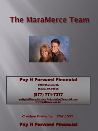 The  MaraMerce  Team