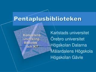 Pentaplusbiblioteken