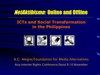 NetAktibismo:   Online and Offline