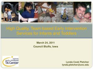 High Quality, Team-based Early Intervention Services for Infants and Toddlers