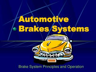 Automotive Brakes Systems