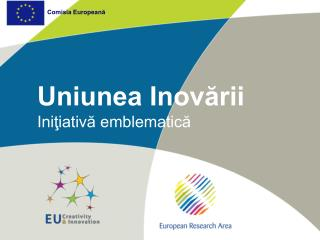 Uniunea Inovării Iniţiativă emblematică