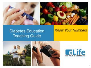 Diabetes Education Teaching Guide