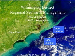 Wilmington District Regional Sediment Management