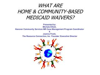 WHAT ARE  HOME  COMMUNITY-BASED MEDICAID WAIVERS
