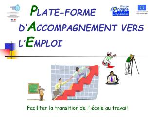 P LATE-FORME D' A CCOMPAGNEMENT VERS L' E MPLOI
