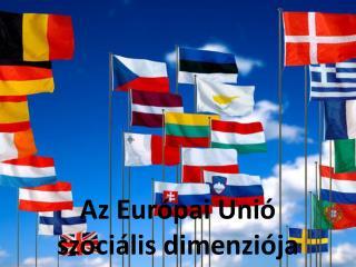 Az Európai Unió szociális dimenziója