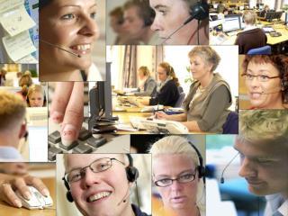 EU Callcenter projektet