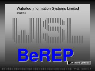 Waterloo Information Systems Limited